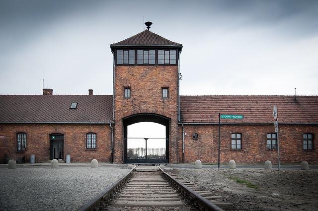 Barracones de Auschwitz