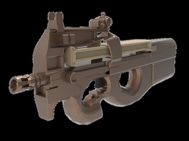 Balas de arma de fuego