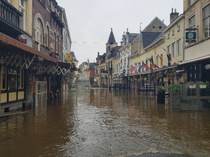 Inundaciones catastróficas en Europa