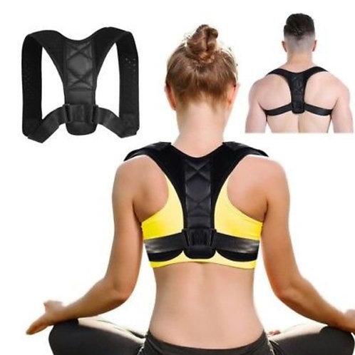 תומך מיישר גב וכתפיים