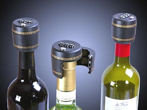 מנעול לבקבוק יין