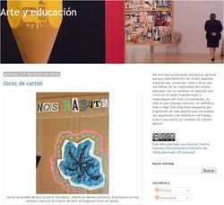 Blog Arte y Educación