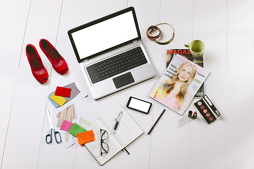 E-shopping se stylistkou