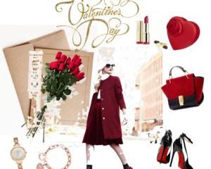 Valentínske darčeky pre ňu. Valentine gifts for her.