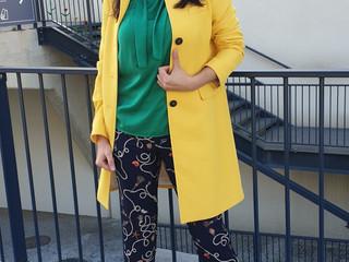 Jak nosit žlutou a rozsvítit svůj den