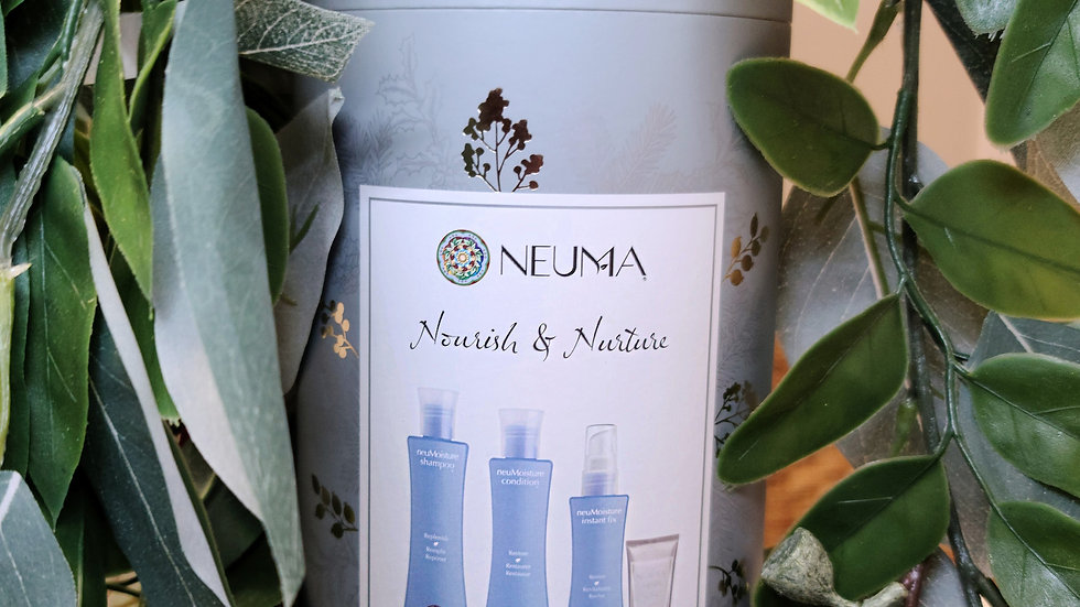Neuma Nourish + Nurture Holiday Pack