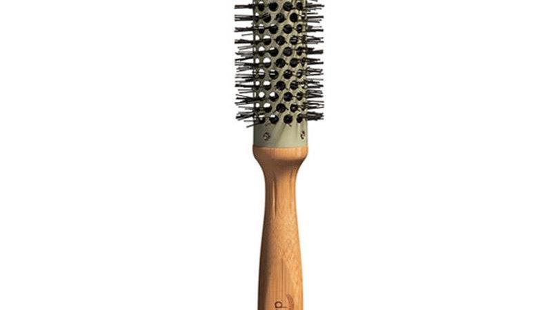 Bamboo Round Brush