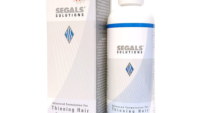 Segals Thinning Scalp Formula