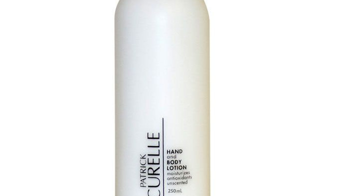 Curelle Hand + Body Lotion