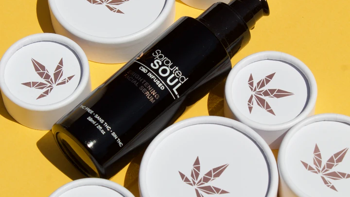 Sprouted Soul Brightening Facial Serum
