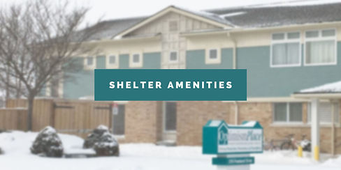 Shelter Amenities