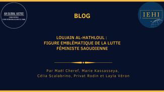 Loujain al-Hathloul : figure emblématique de la lutte féministe saoudienne