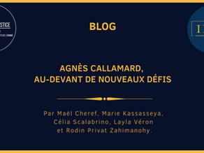 Agnès Callamard : Au-devant de nouveaux défis