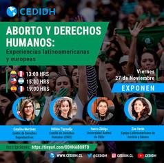"""""""Avortement et droits de l'homme : expériences latino-américaines et européennes"""""""