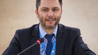 Prof. Hennebel élu Président-Rapporteur du mécanisme de plaintes du Conseil des Droits de l'Homm
