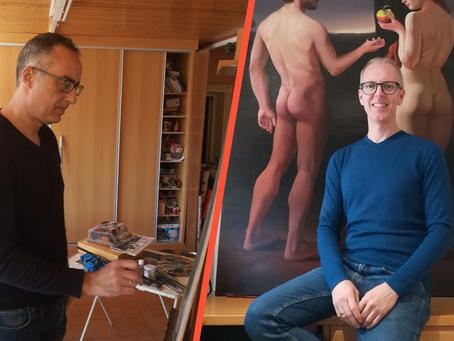 Anunciamos los pintores crevillentinos que realizarán el cartel de Certamen de Cortos de Crevillent