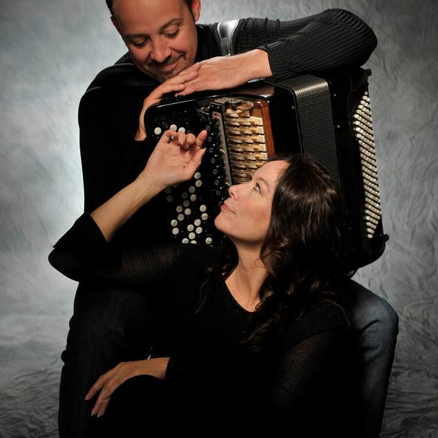Avec David Venitucci