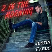 Justin Fabus Album Art