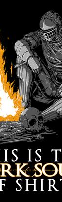 The Dark Souls of Shirts