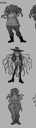 Final Medusa Concepts