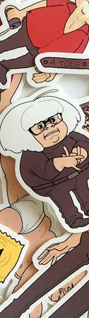 The Many Faces of Frank Reynolds