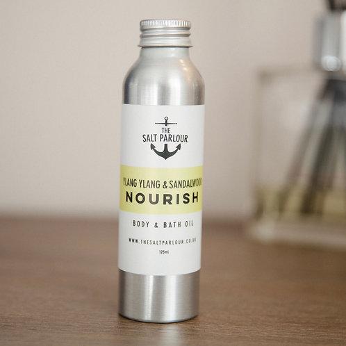 Bath & Body Oil - NOURISH