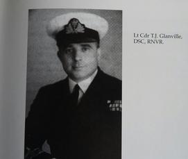 Lt Cdr T J Glainville RNVR