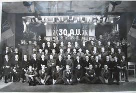NavalWing 36 Section Eckenförde, Germany 1945