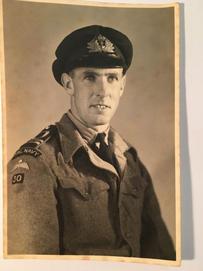 Lt. James Besant RNVR