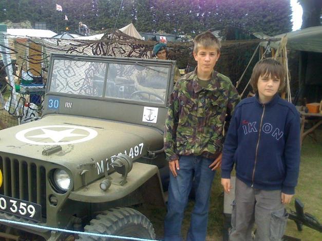 War & Peace show- Kent 2009