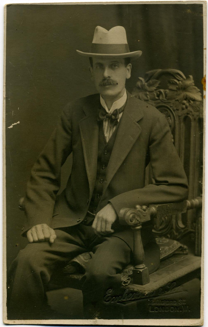 Guy Wilthew - Gerard Hubert-Smith