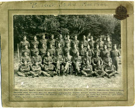 RM B-Troop 33 Section.