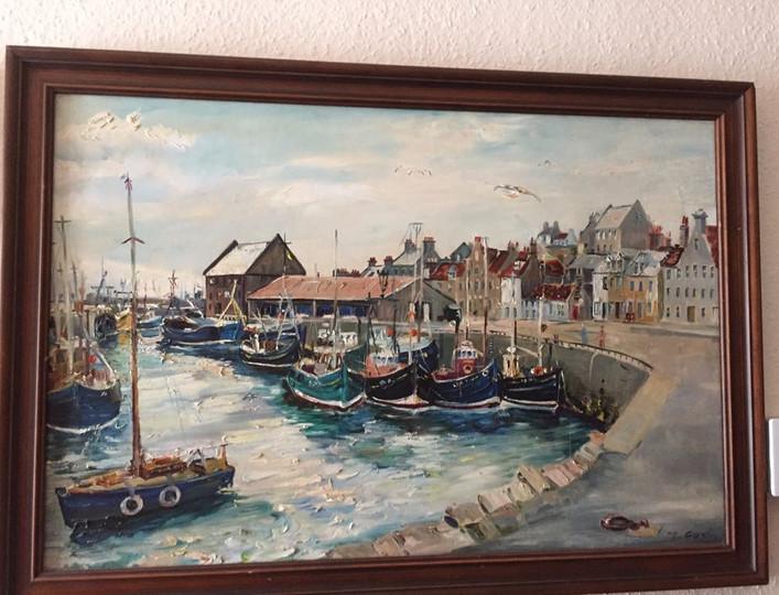 St Andrews - harbour