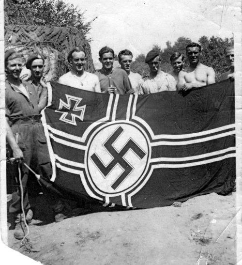 Mclean_Germanflag