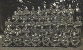 A Troop 1945
