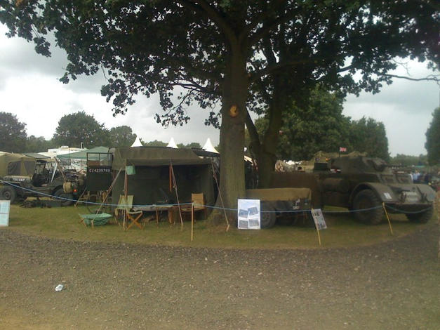 War & Peace show- Kent 2012