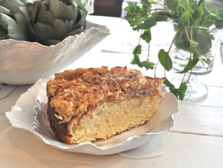 Caramelized Coconut Cake: A perfect Easter Dessert!