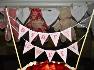 "Baby Shower: ""Beary Sweet"""