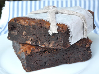Chocolate Brownies: Dense and Delicious