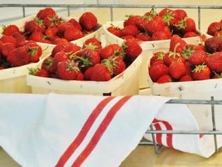 Strawberries: Coconut Rum Lime Strawberry Jam