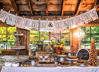 5 Tips for creating a Beautiful Dessert Table
