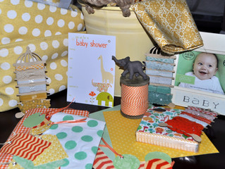 "Baby Shower: ""Sew Sweet"""