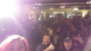 #lastnight #selfie #loved #supported #jo