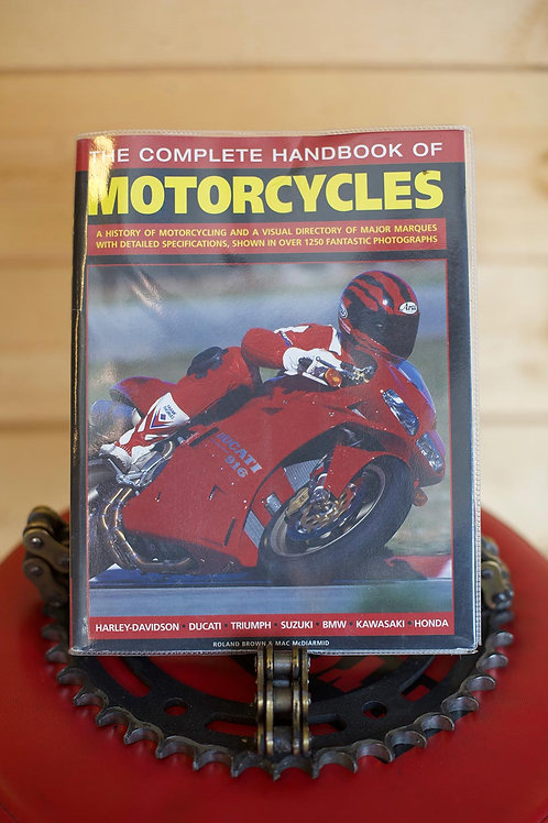 The Complete Handbook of Motorcycles