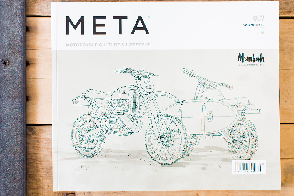 META Motorcycle Magazine, Motorcycle, Store, DUNN LEWIS, Washington DC