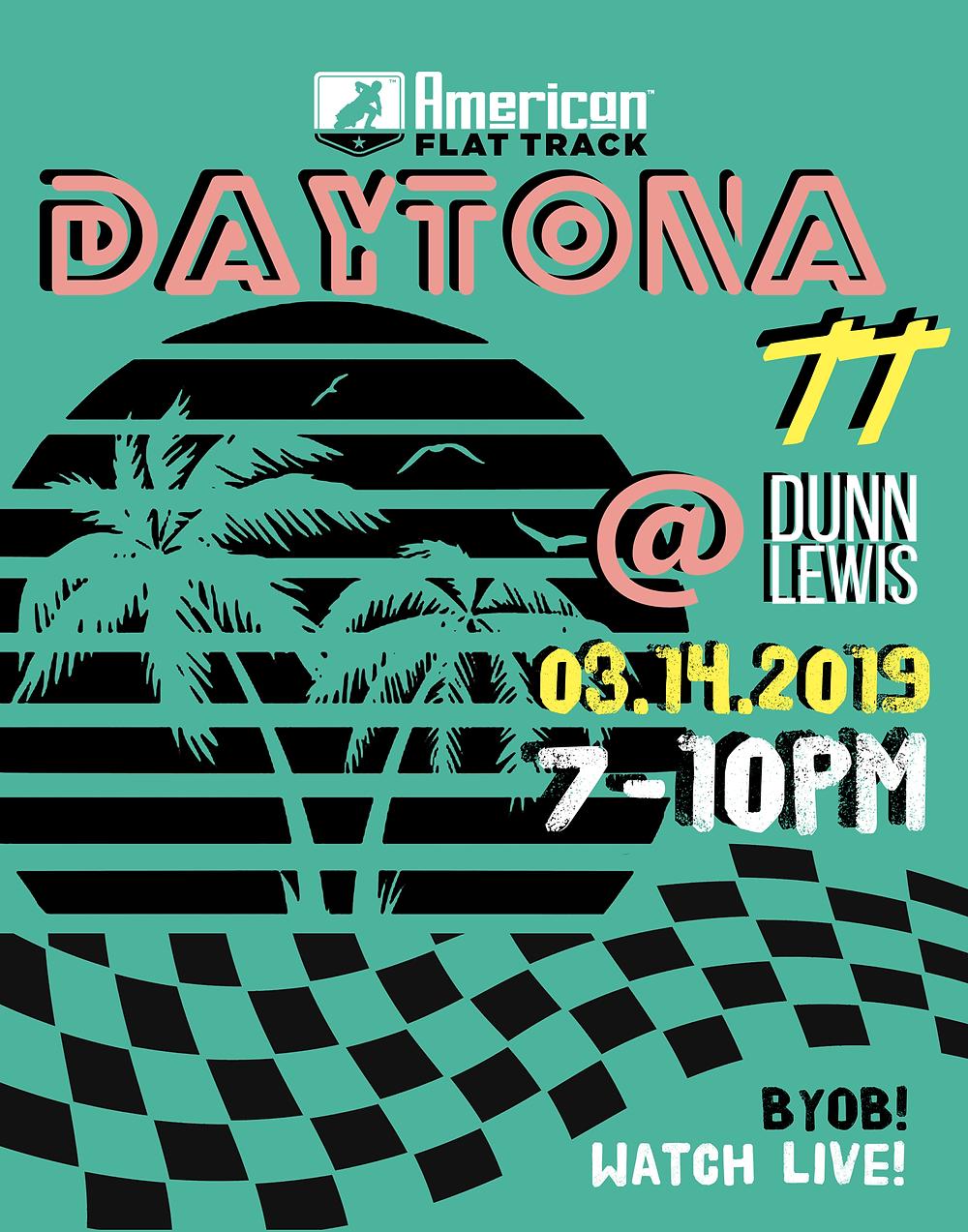 American Flat Track, Daytona TT, Washington DC, Motorcycle, DUNN LEWIS, Event, Motorcycle Race, Motorcycle Shop,