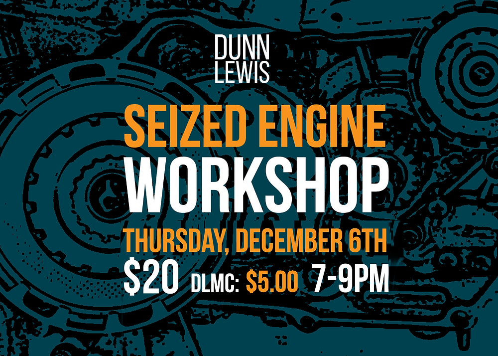 Motorcycle Mechanic, Education, Skills, DIY Garage, Washington DC, DUNN LEWIS, Motorcycle Shop