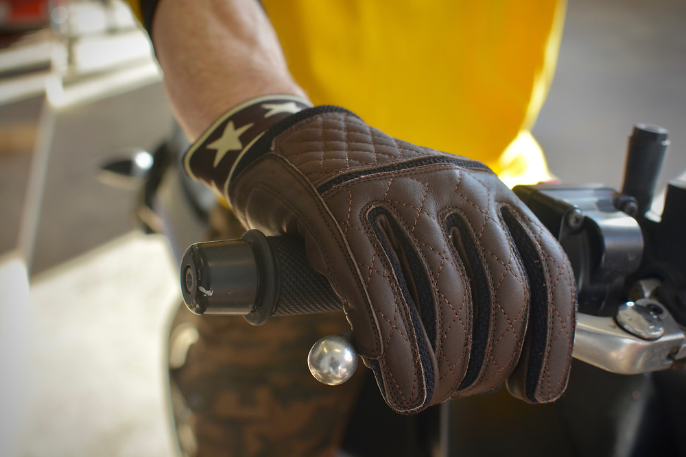 Roland Sands Peristyle Motorcycle Gloves
