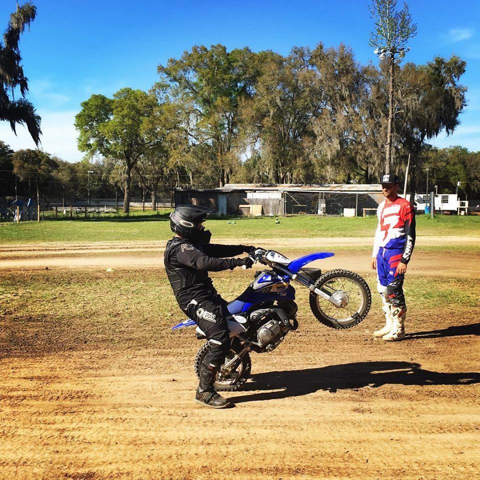Dirtbike, Motorcycle, Dirtbike training, Wheelie