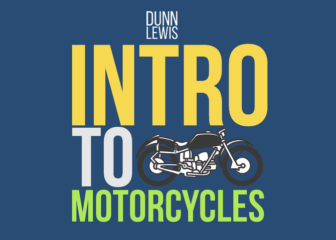 Intro to Motorcycles
